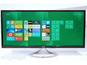 Ultra widescreen LED monitors unveiled by LG
