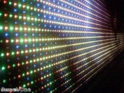 Japanese resort unveils tunnel of LEDs