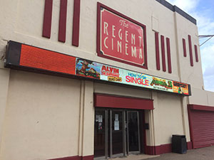 LEDsynergy involved in cinema revamp