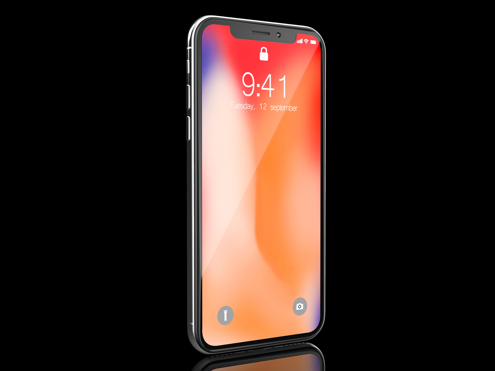 Apple's iPhone X LED Screen Made For Facial Recognition