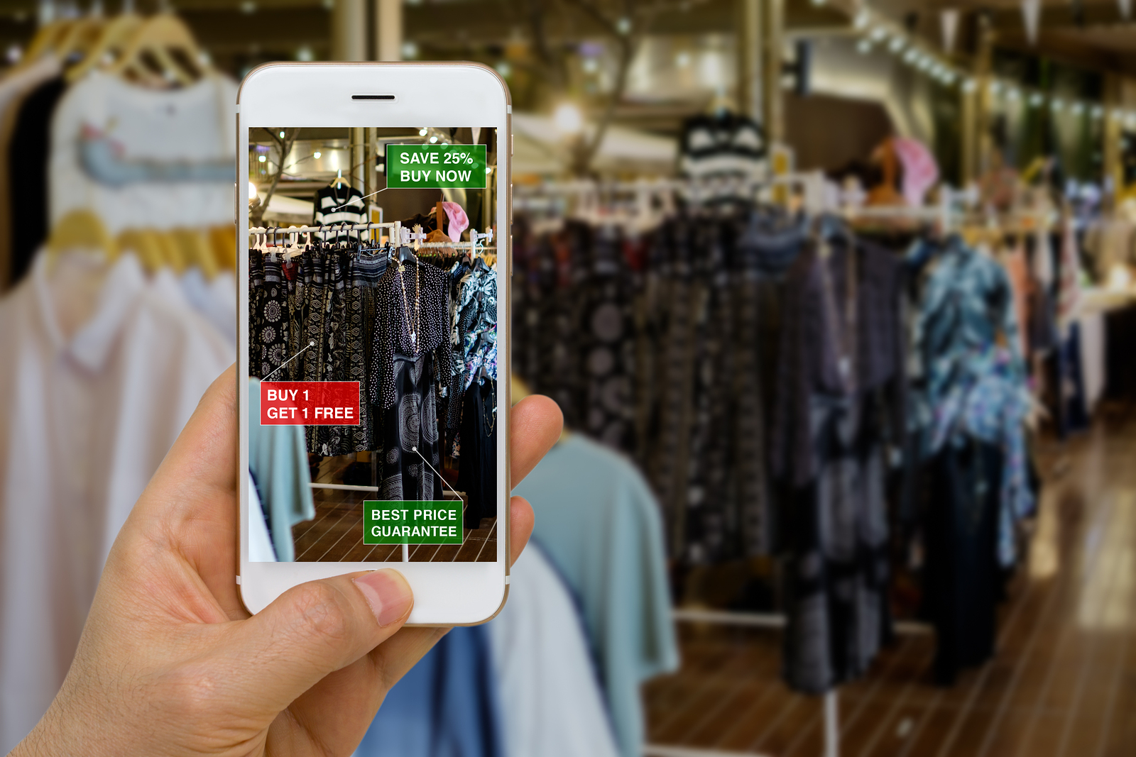 Augmented Reality To Transform Advertising Industry?
