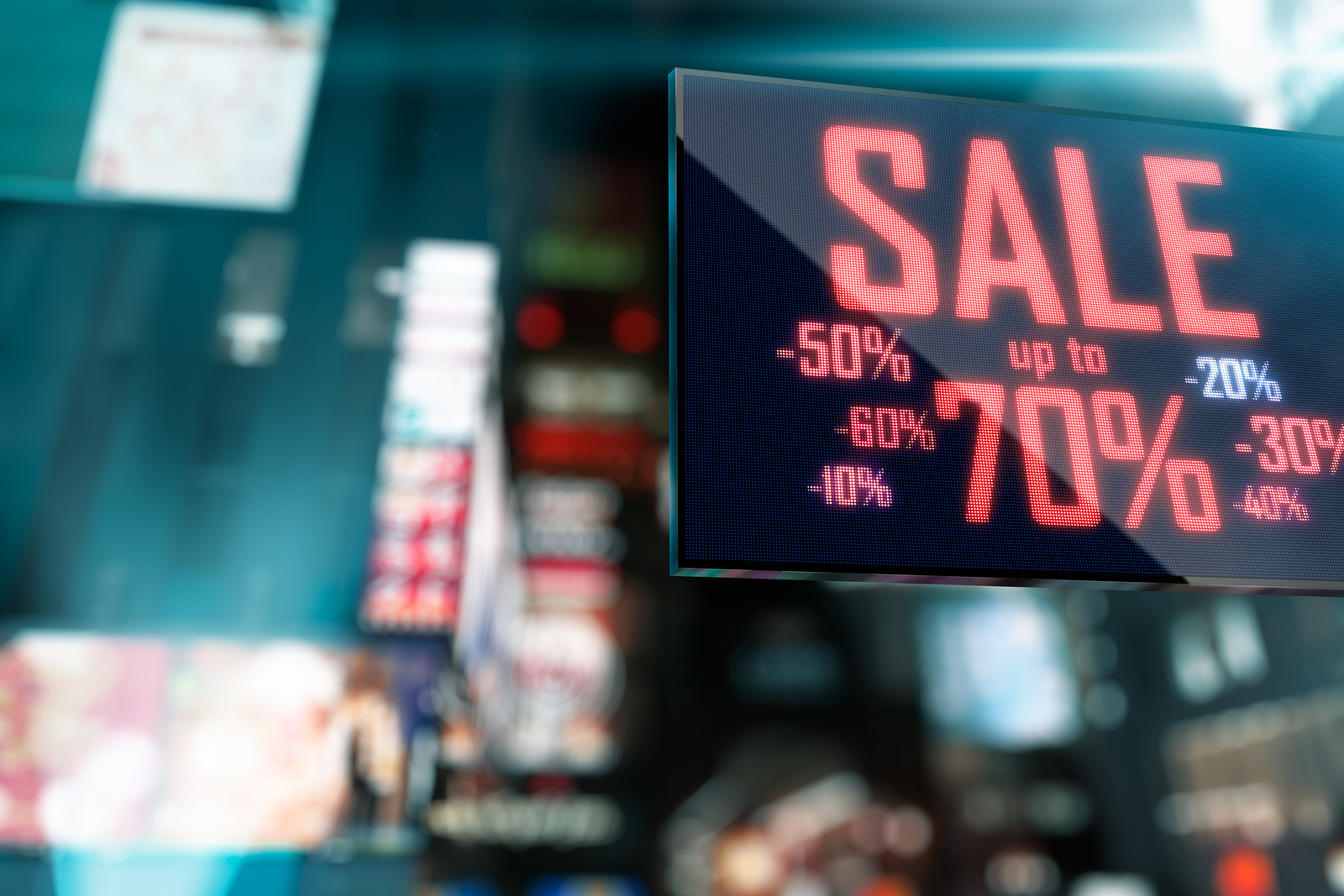 Retailers: Are You Making The Most Of Your Digital Displays?