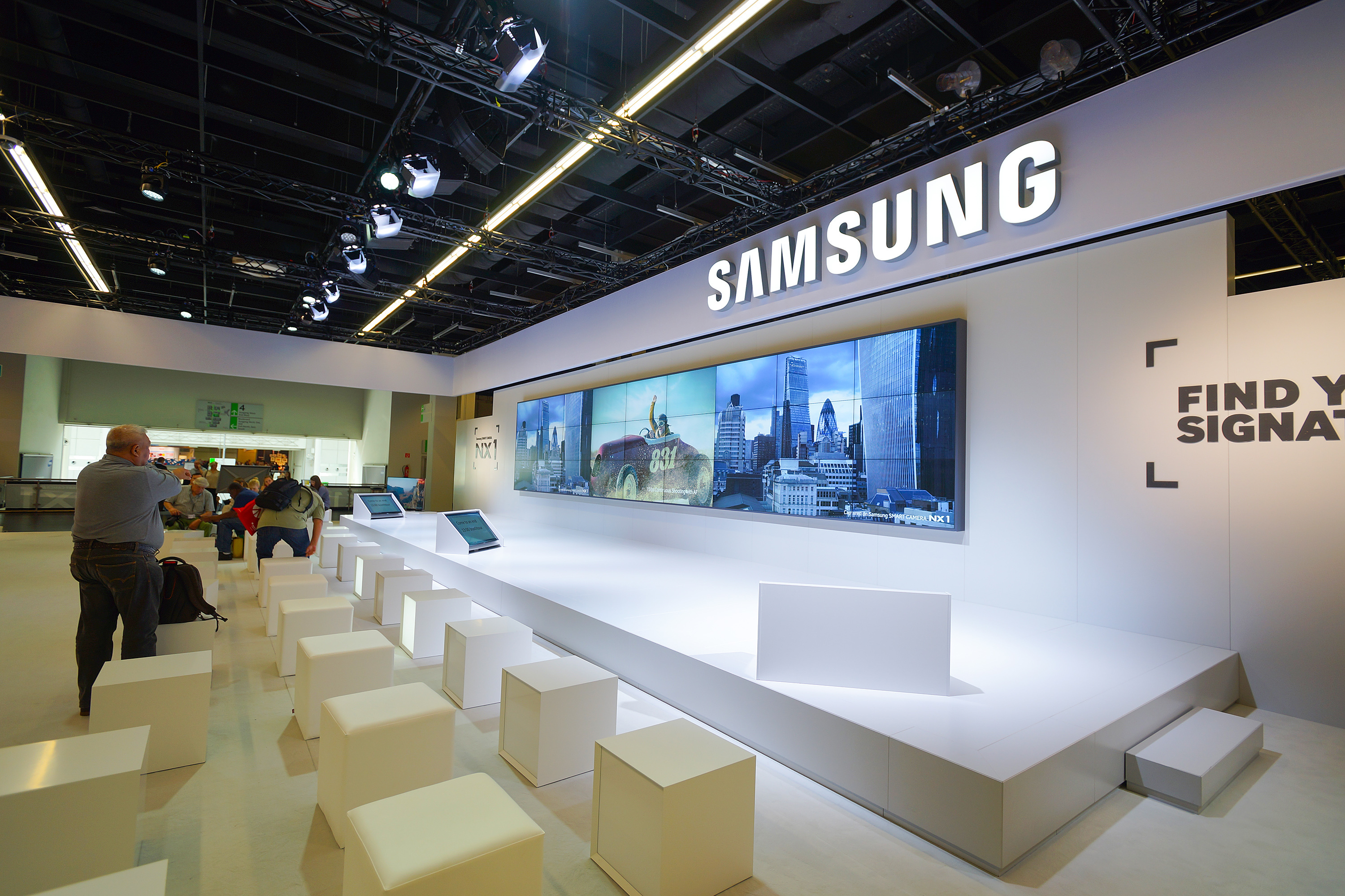 Is Samsung Preparing To Innovate On LED TV Displays?