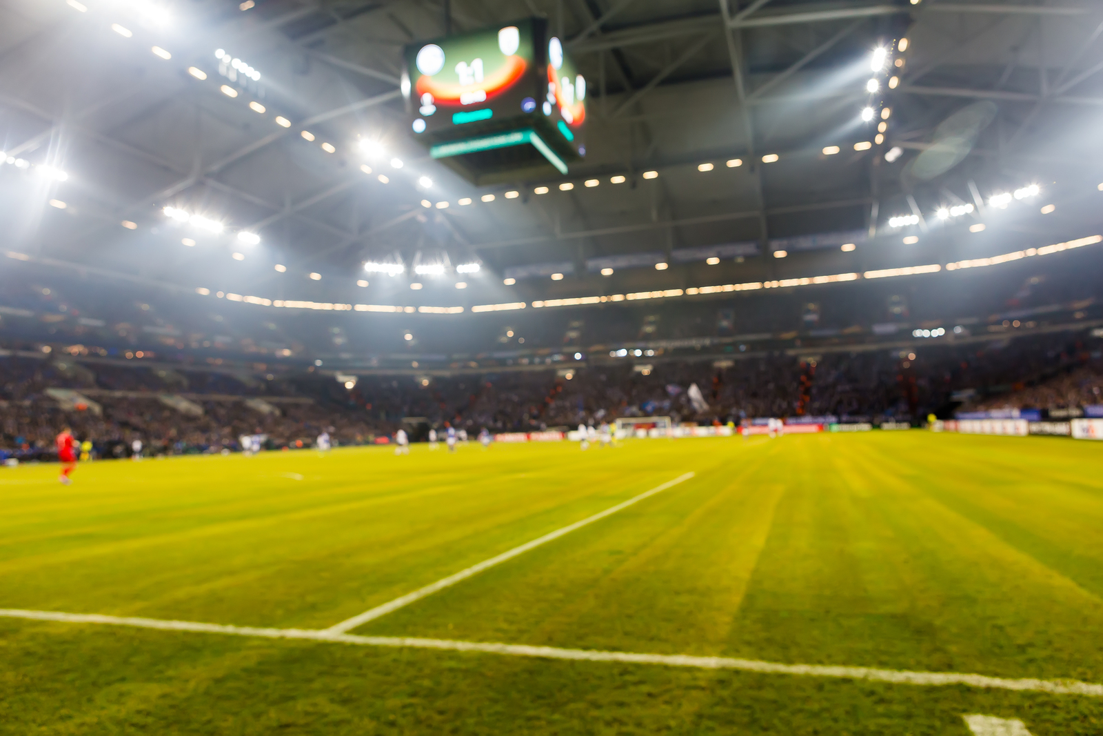 How Football Is Changing LED Lighting In Stadiums