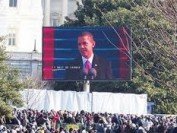 LED displays play central role in Obama's second inauguration