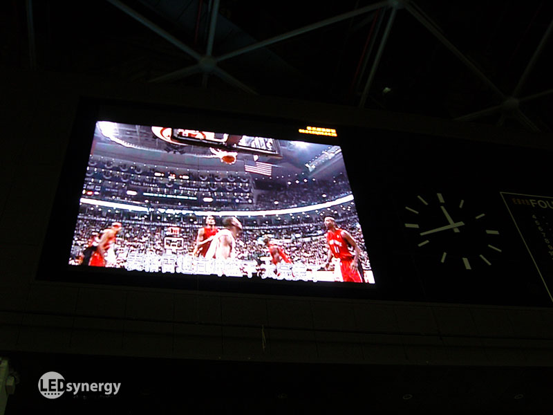 Stadium Video Screens Led Wall Video Walls Led Synergy