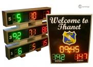 Digit Scoreboards