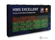 Text Displays LED