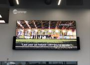Indoor Video Wall
