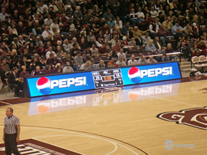 Stadium Banners Led Scrolling Displays Amp Electronic