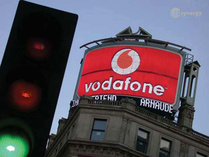 Large Outdoor LED Screens & Displays   LED Synergy